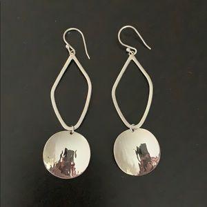 Silver Silpada Earrings